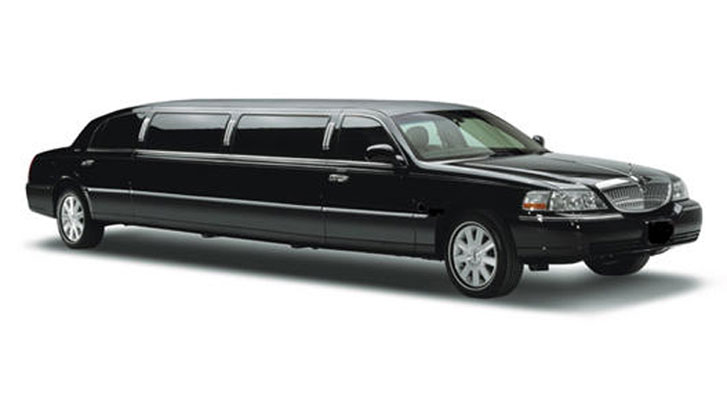 Image: Limousine services. Event transportation planning and transportation solutions by Benchmarc360.